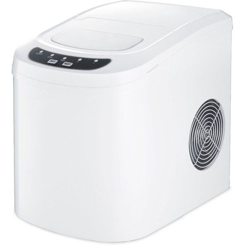 Compact Ice Maker - ICE102 White