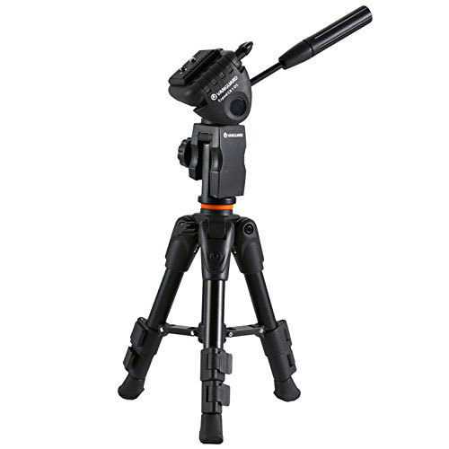Vanguard Espod CX 1OS Tabletop Tripod with Detachable Window Mount (Black)