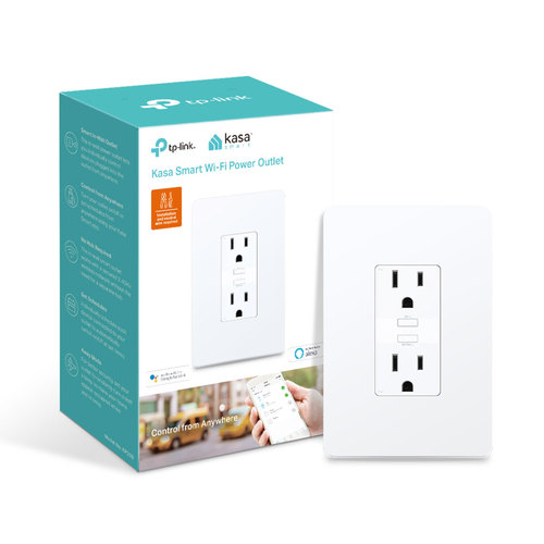 TP-Link Kasa Smart Wi-Fi Power Outlet