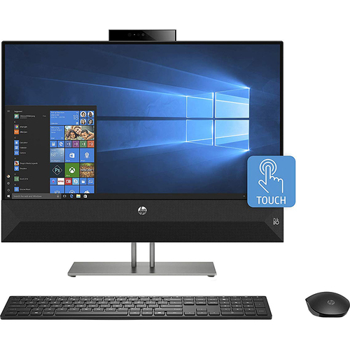 Hewlett Packard Pavilion 24` All-in-One Computer, AMD Ryzen 5 2600H, 8 GB RAM, 2 TB HDD, Windows