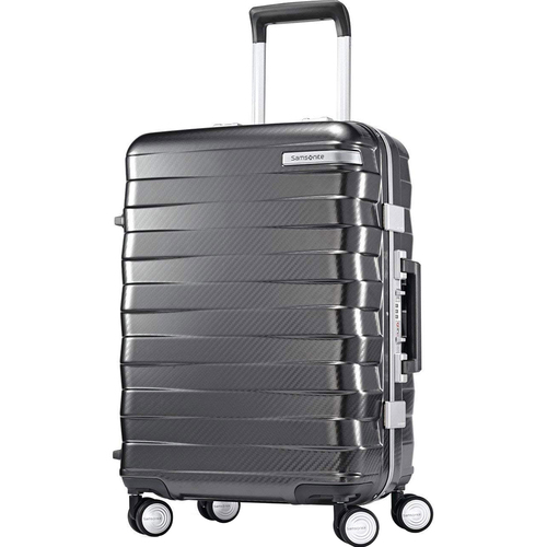 Samsonite Framelock Hardside Spinner Luggage  28`, Dark Grey 111173-1261 (Open Box)