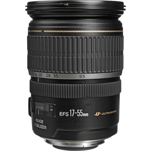 Canon EF-S 17-55mm F/2.8 IS USM Wide Angle Zoom Lens CANON AUTHORIZED USA DEALER
