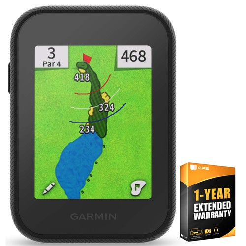 Garmin Approach G30 Golf Handheld GPS with 1 Year Extended Warranty