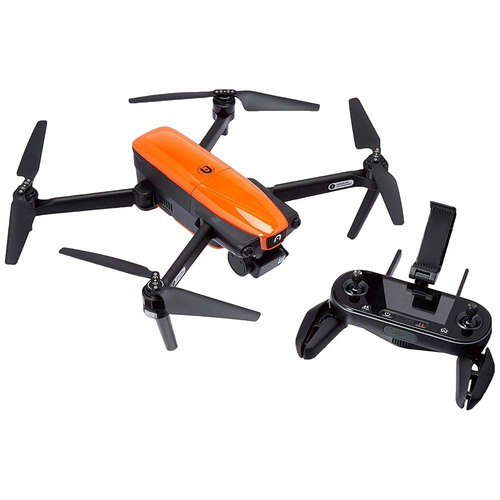 Autel Robotics  EVO Drone Camera, Portable Folding Aircraft with 3.3 OLED Remote Controller