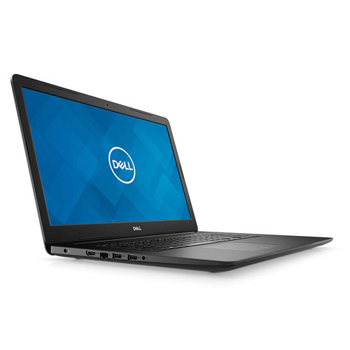 Dell Inspiron 17.3` Laptop Intel i7 8565U 8GB RAM 2TB Black i3780-7349BLK