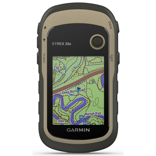 Garmin eTrex 32x: Rugged Handheld GPS w Compass and Barometric Altimeter 010-02257-00