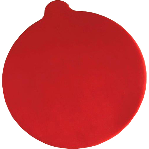 Red Silicone Trivet Hot Pads - RDTRIV