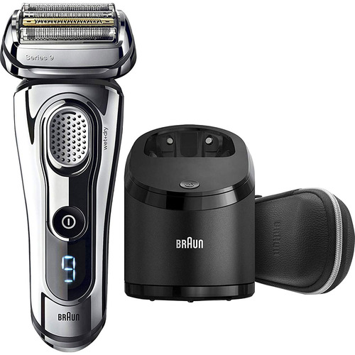 Braun Series 9 Men's Electric Foil Shaver with Wet & Dry Integrated Precision Trimmer