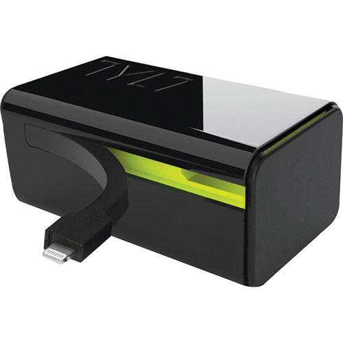TYLT POWERPLANT Portable Power Pack for iPod/iPhone Lightning Cable - Black/Green