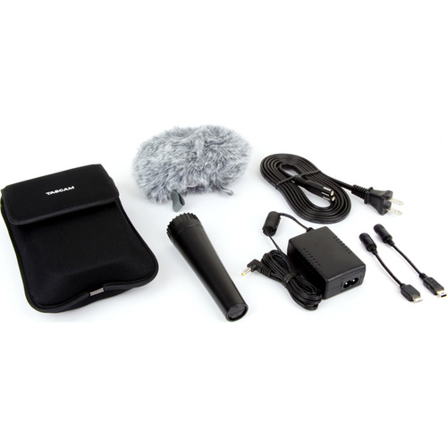 Tascam Handheld DR-Series DSLR Filmmaking Accessory Package - Open Box