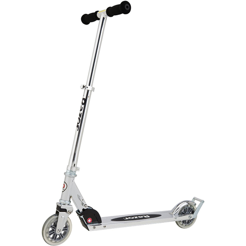 Razor A3 Scooter (Clear) - 13014300 - Open Box