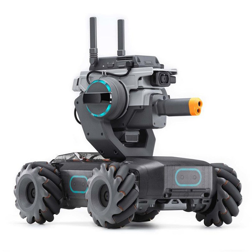 DJI RoboMaster S1 Educational Robot with Full HD 1080p Camera - (CP.RM.00000103.01)