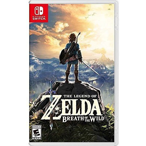 Nintendo The Legend of Zelda: Breath of the Wild - Switch