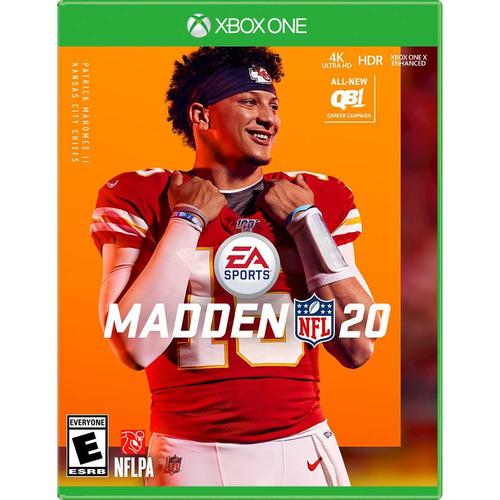 Madden NFL 20 for Xbox One Digital Download Code