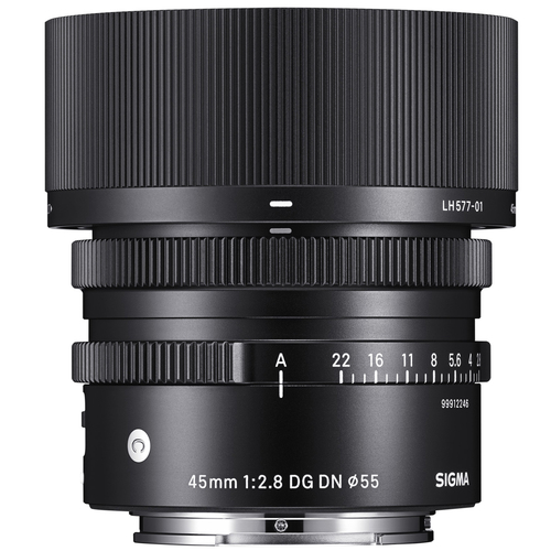 Sigma 45mm F2.8 DG DN Contemporary AF Lens For Sony E-mount Model 360965
