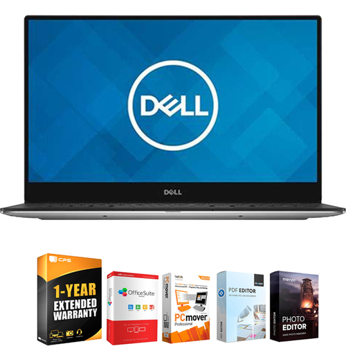 Dell XPS 13 9360 Ultrabook 1920 x 1080 13.3` Laptop + Extended Warranty Pack