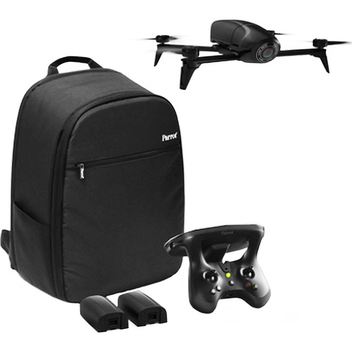 Parrot Bebop Power Pro 3D Modeling, All-in-One Drone Solution (PF726440) - Open Box