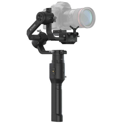 DJI Ronin-S 3-Axis Advanced Gimbal Handheld Stabilizer Essentials Kit - Open Box