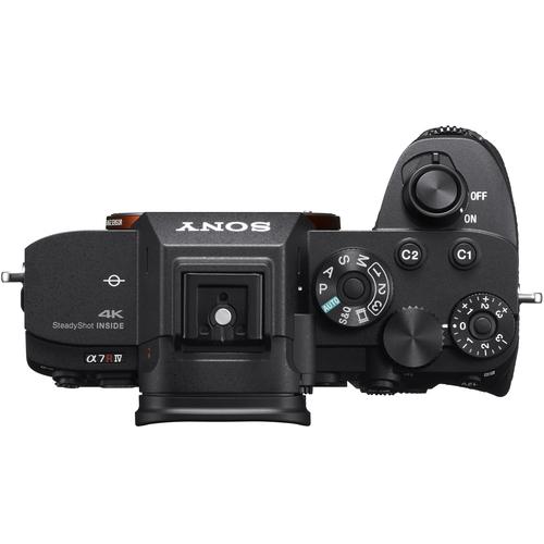Sony a7R IV Alpha Mirrorless Camera Body ILCE7RM4/B | BuyDig com