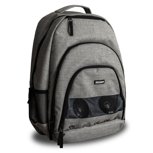 Speaker Backpack with 10,000 mAh Power Bank - Wireless Playback