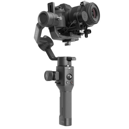 DJI Ronin-SC Single-Handed Stabilizer for Mirrorless Cameras - CP.RN.00000040.01