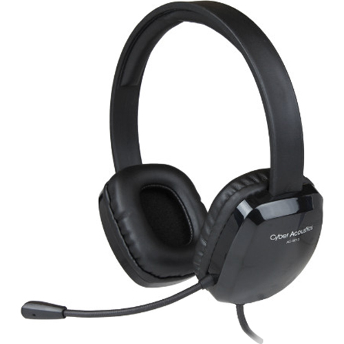 Cyber Acoustics Stereo USB Headset