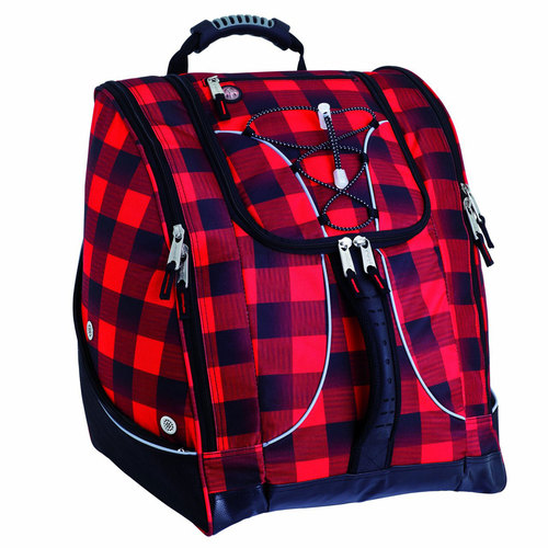 Athalon Everything Boot Bag/Backpack - SKI - Snowboard - Holds Everything Lumberjack