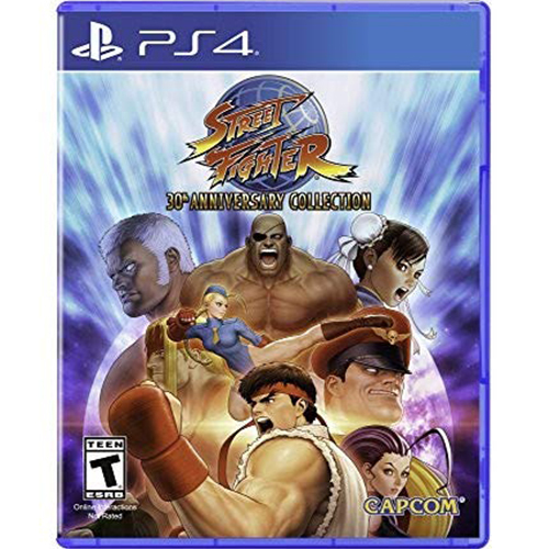 Capcom Street Fighter 30th Anniv PS4