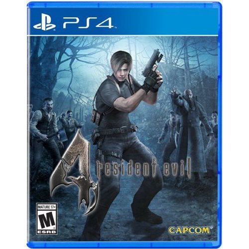Take-Two Resident Evil 4 HD  PS4
