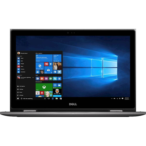 Dell I5579-5947GRY Inspiron 15.6` Intel i5-8250U 8GB/256GB SSD 2-in-1 Touch Laptop