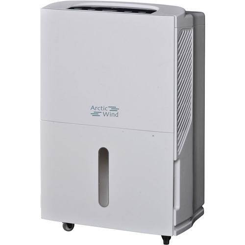 Arctic Wind 30 Pint Dehumidifier with Continuous Draining Option