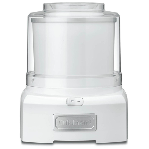 Cuisinart Ice Cream Maker (White) ICE-21 - Refurbished