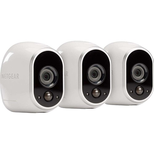 Netgear Arlo Smart Home 3 HD Cameras