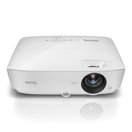 BenQ MH535A 1080p 3600 Lumens HDMI DLP Color Projector for Home, Office - Refurbished