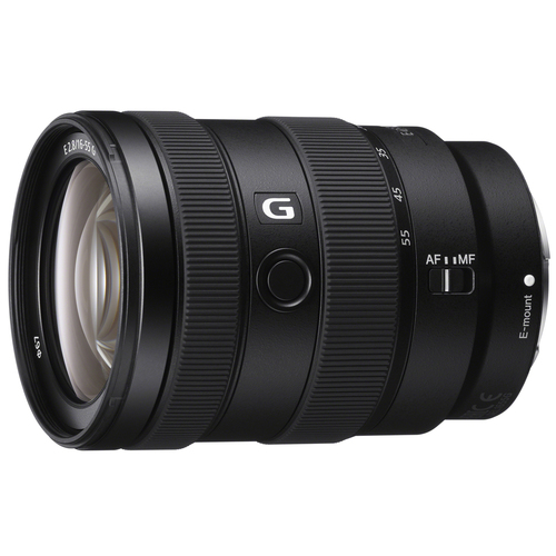 Sony E 16-55mm F2.8 G Lens SEL1655G