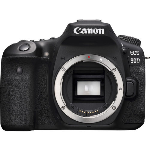 Canon EOS 90D 32.5MP APS-C CMOS Sensor Digital SLR Camera (Body) kit 80