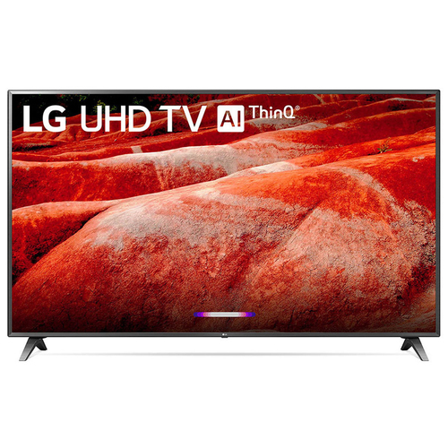 LG 86UM8070PUA 86` 4K HDR Smart LED IPS TV w/ AI ThinQ (2019 Model)