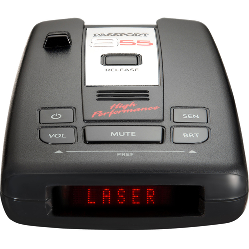 Escort Passport S55 High Performance Radar and Laser Detector (OPEN BOX)
