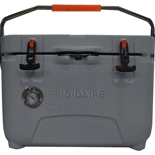 Frigidaire 25-Quart EXTREME Rotomolded Hard Cooler with Thermometer - Open Box