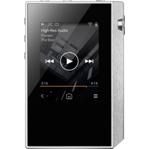 Pioneer Digital Audio Player - Silver - XDP-30R-S - Open Box