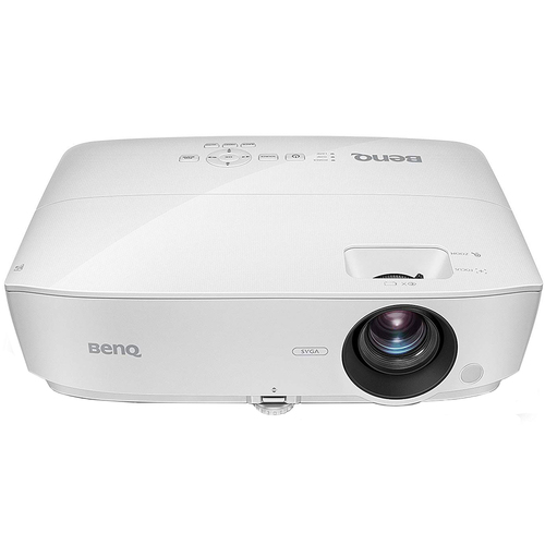 BenQ MS535A 1080p Supported SVGA 3600 Lumens HDMI Vibrant DLP Color Projector - (Rene