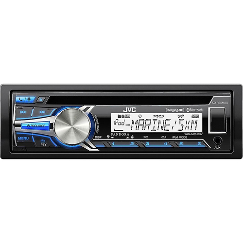 JVC KD-R85MBS Marine CD MP3 Bluetooth Android/iPhone/XM Receiver - Open Box