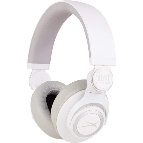 Altec Lansing Kickback DJ Headphones White - Open Box