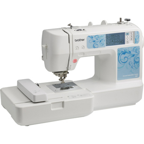 Brother Computerized Embroidery Machine - HE1 - Open Box
