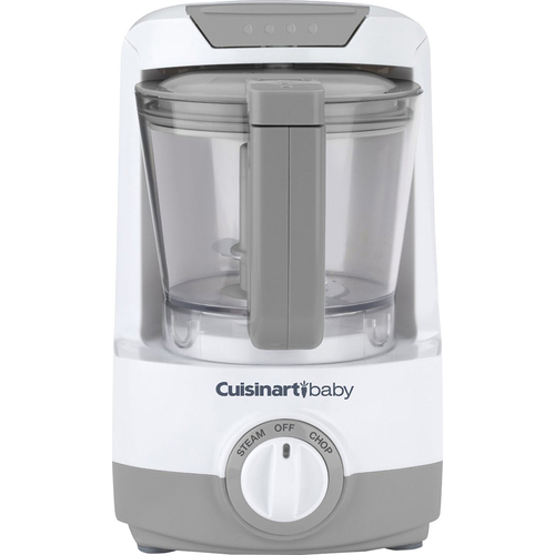 Cuisinart BFM-1000 Baby Food Maker and Bottle Warmer - Open Box