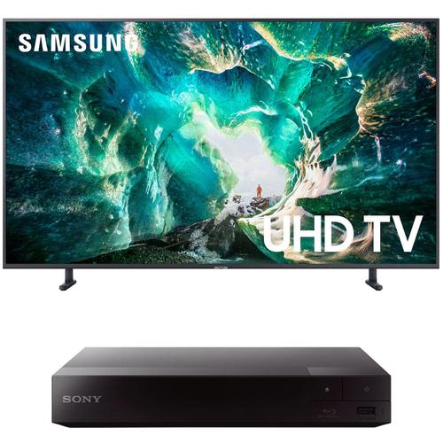 "Samsung UN55RU8000 55"" 4K Smart LED UHDTV"