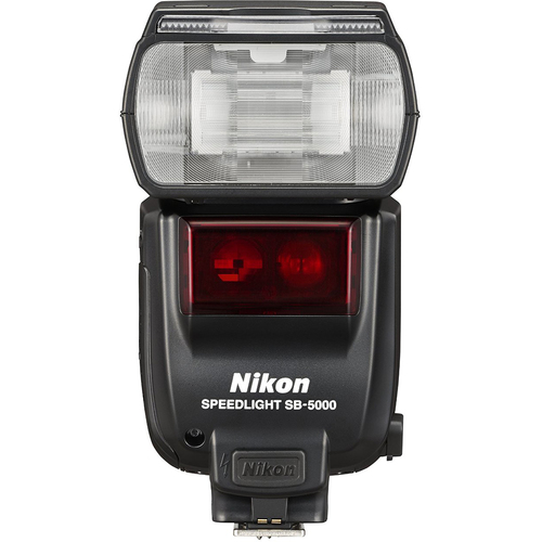 Nikon SB-5000 AF Speedlight Flash - 4815 - (Renewed)
