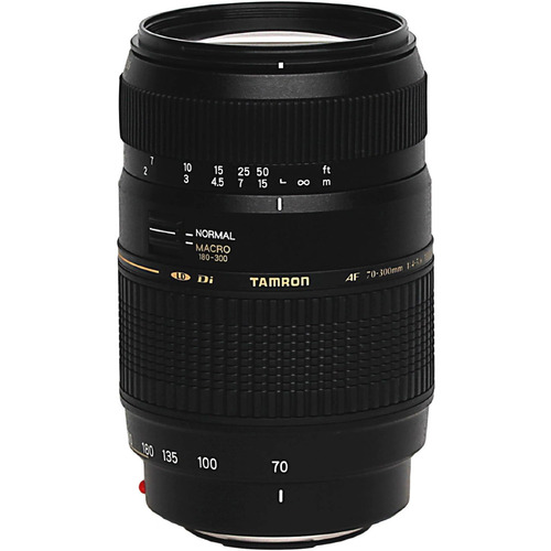 Tamron Zoom Telephoto AF 70-300mm f/4-5.6 Di LD Macro Lens for Sony Alpha & Minolta