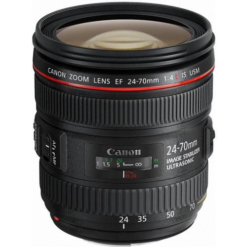 Canon EF 24-70mm F/4L IS USM Standard Zoom Lens REFURBISHED