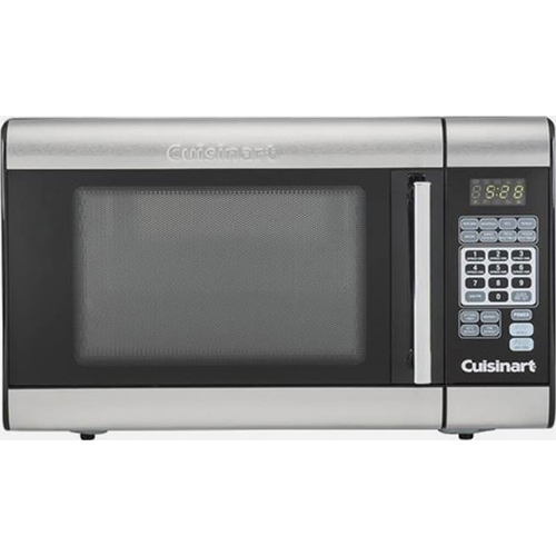 Cuisinart CMW-100 1-Cubic-Foot Stainless Steel Microwave Oven Factory Refurbished